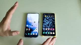 OnePlus 7 Pro - cравнение c Samsung Galaxy S10 Plus