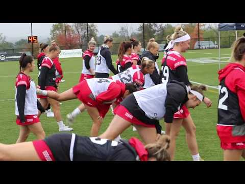 2019 Fall Highlights: USA Vs. Canada Women Experimental World Lacrosse Rules