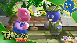 The Backyardigans: Flower Power! - Ep.66 | HD Cartoons