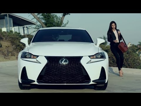 2019 Lexus IS-350 F SPORT.   Full Review and Test Drive.