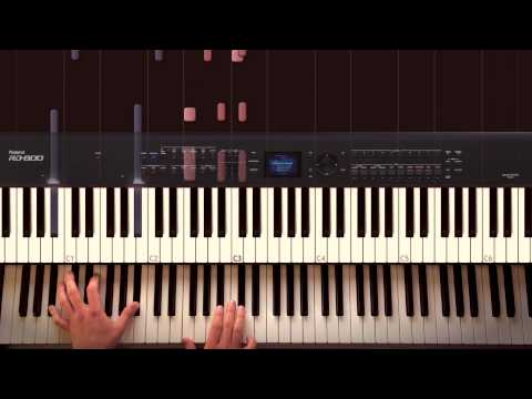 Labrinth - Jealous. Cover / Tutorial by Coen Modder, Piano Couture