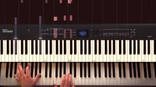 Download Lagu Labrinth - Jealous. Cover / Tutorial by Coen Modder, Piano Couture Mp3