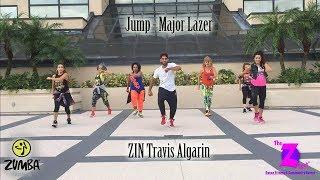 Jump - Major Lazer - [Zumba Fitness] - Travis Algarin