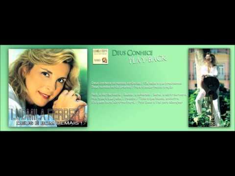 Deus Conhece (Playback) Ludmila Ferber - 1999 (Original) CD