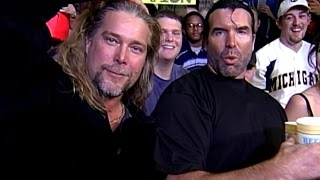 Wrestlers shoot on working with Kevin Nash & Scott Hall (The Outsiders)