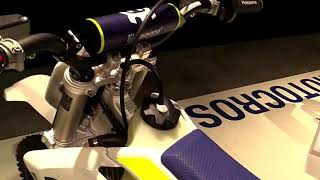 2019 Husqvarna TC 65 Complete Accs Series Lookaround Le Moto Around The World
