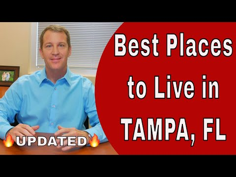 Best Places to Live in Tampa {Honest Overview of Areas in Tampa, FL - UPDATED}