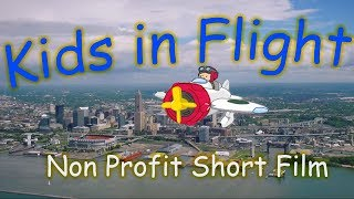 Kids in Flight | Non-Profit Short Film | Cleveland, Ohio