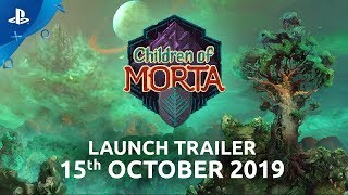 Children of Morta - Official Console Launch Trailer | PS4