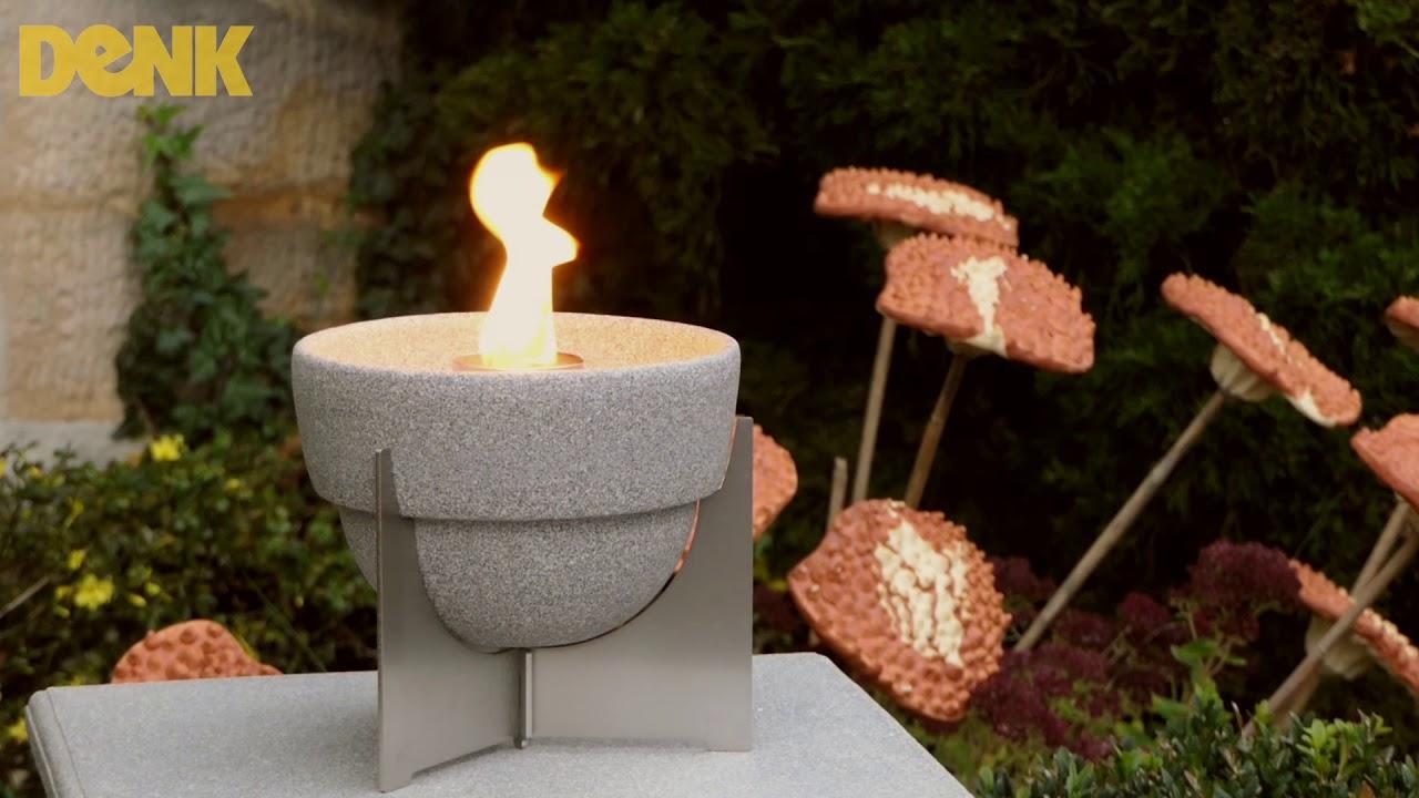 Fabulous Schmelzfeuer Outdoor L Granicium® - DENK-Keramik - YouTube KP88