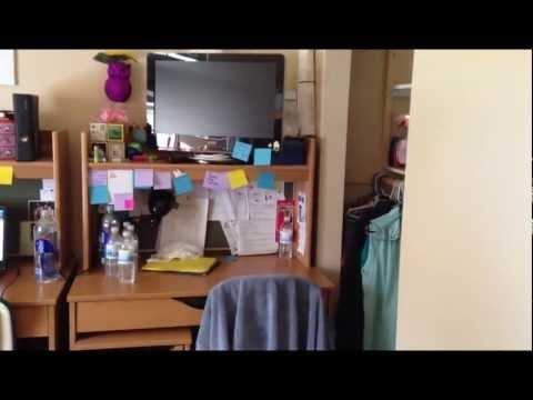 *2012* CSUCI Dorm Tour! | Santa Cruz Village | Confetti College