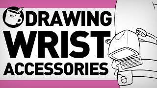 Drawing New Wrist Accessories