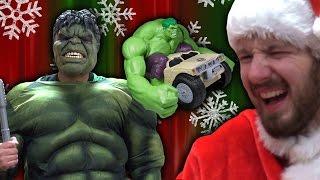 SMASH SPREE - R/C Hulk Smash | Toy Chest Christmas Special