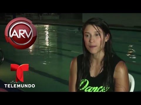 VIDEO: Fusión de ejercicios Dance - Fitness Acuático recomendado para ponerse en forma