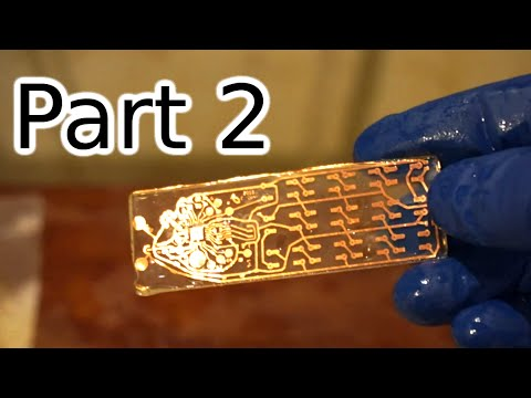 Part 2: Printing Glass Circuit Boards