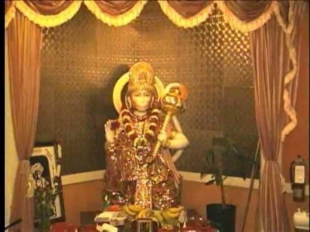 Hindu Heritage Centre Mississauga Hanuman Chalisa by Surinder Sharma Shastri Ji