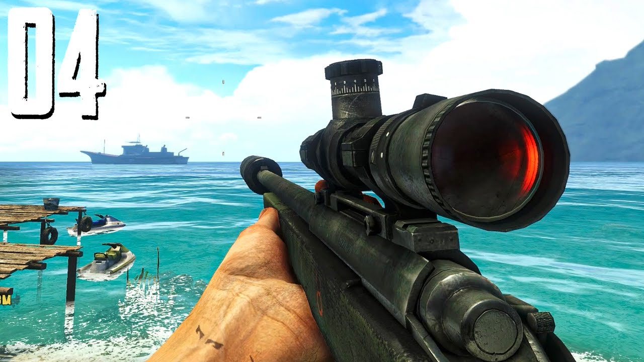 Far Cry 3 - Part 4 - SNIPING