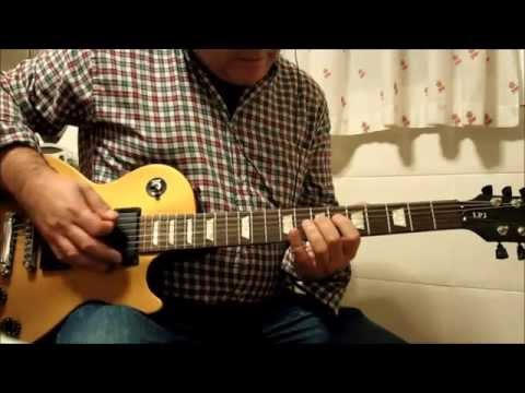 Status Quo - Whatever You Want  Guitar Cover with SOLO