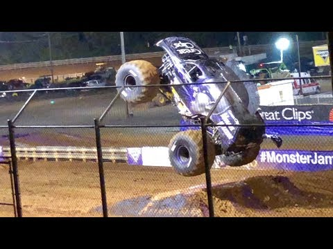 Monster Jam Hagerstown Freestyle 2018