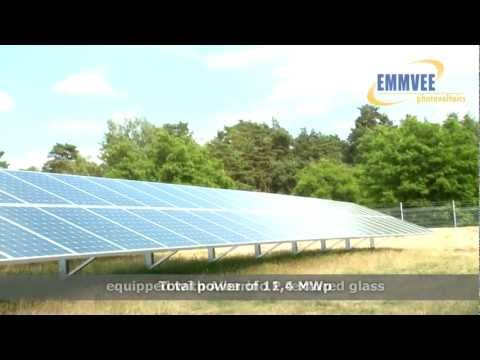 Emmvee Photovoltaics Solar Park Bronkow (English Version)