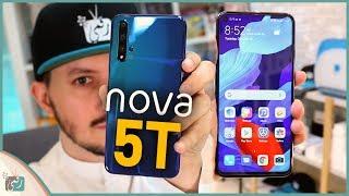 هواوي نوفا 5 تي Huawei Nova 5T | معاينة الهاتف + عينات التصوير | جهاز جبار