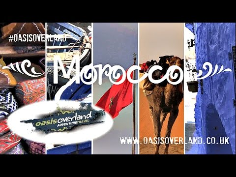 Morocco - The Pearl Of Africa