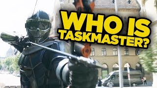 Black Widow Mystery: Who Is Taskmaster?