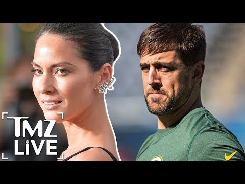 Aaron Rodgers & Olivia Munn Are Over | TMZ Live