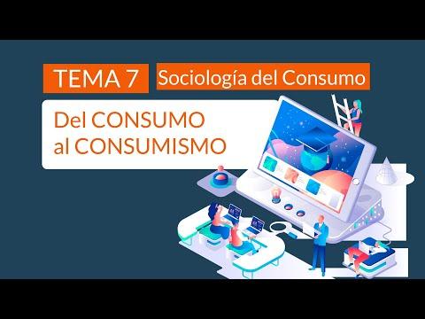 Del consumo al consumismo