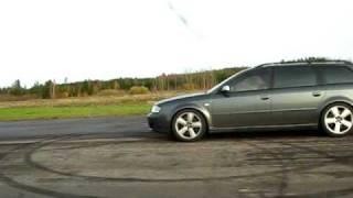 E55 AMG W210 Vs AUDI RS6 BiTurbo V8 Chip Tuned 507 HP