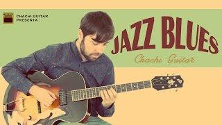 como convertir blues en jazz con una guitarra acordes y solos