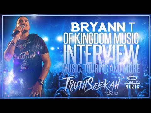 Bryann T of Kingdom Music Interview | Spirituality, Touring, Music & More Part 1