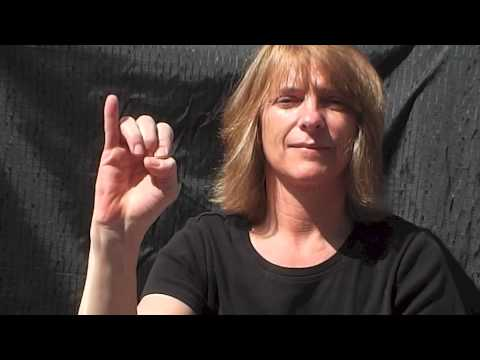ASL Fingerspell and Sign - Medical