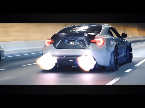 Night Lovell - Deira City Centre / GT86 Performance