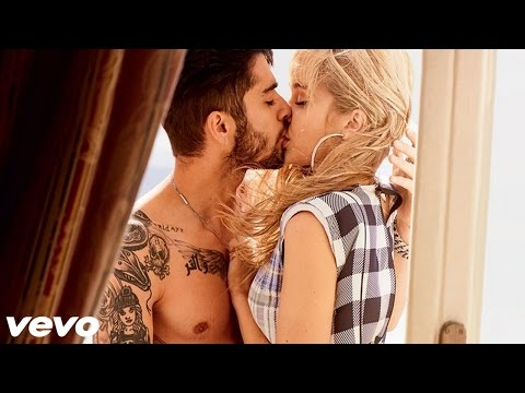 ZAYN - sHE ft. GIGI HADID (Music Video)