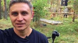 ВИКИНГИ - Эксклюзив со съемок фильма про Куршскую косу!!!