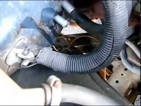Chevy K 1500 Pick Up Change Heater Core