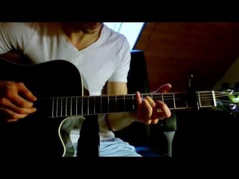 Sakura Nagashi (Utada Hikaru) Instrumental Guitar