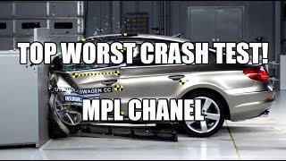 Top WORST Crash Test
