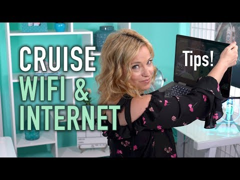 5 Tips For Cruise Ship Internet And WiFi