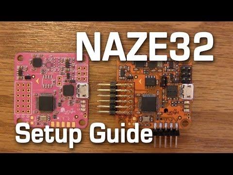 How to setup a Naze32 Acro / Funfly Flight Controller