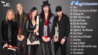 Nightwish Greatest Hits Full Album - Nightwish Pparhaat Laulut 01. ...