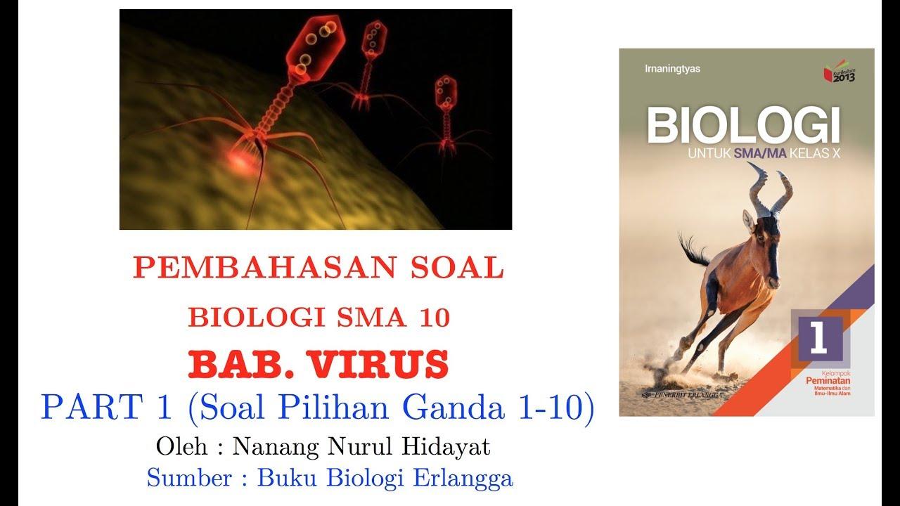 Ebook Biologi Sma Kelas X Kurikulum 2013