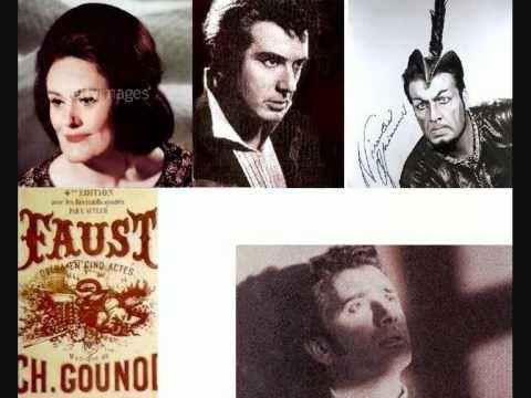 Sutherland, Corelli & Ghiaurov. Alerte ! alerte! Faust. Gounod. (III/III)