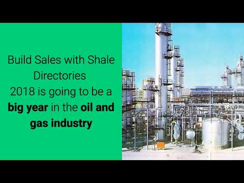 Shale Directory Sales Video