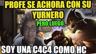 SMASH ES OBLIGADO A IR HC!! PURO SUPPORT ES MI TEAM CSMR3 | DOTA 2