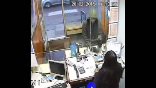 Attempted armed robbery on Kings Heath High Street.
