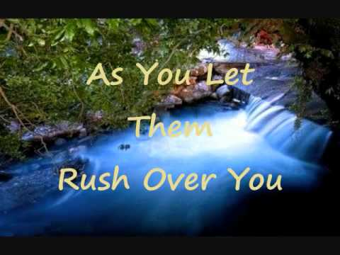 Come To The River - Ronnie Freeman W/Lyrics