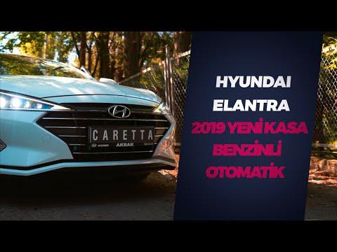 Hyundai Elantra 2019 Yeni Kasa 1.6 D-CVVT Benzinli Otomatik // Test Sürüşü