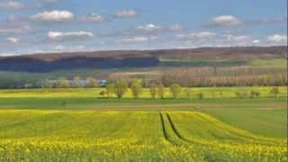 German landscape. Пейзажи Германии